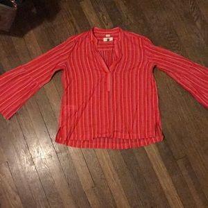 "Ann Taylor LOFT - ""The Softened Shirt"""